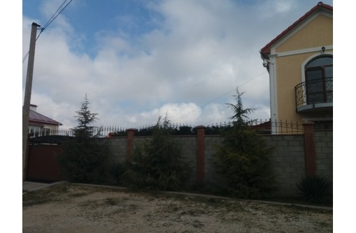 Участок 3 сотки на Фиолентовском шоссе в районе ул. Готская, фото — «Реклама Севастополя»