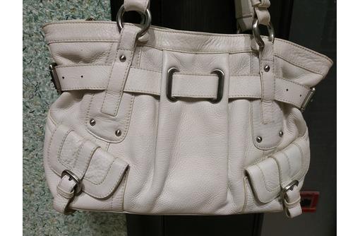Продам  натур. кожаную сумку идеальное состояние, фото — «Реклама Севастополя»