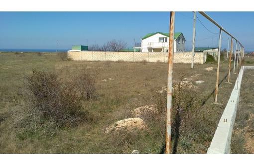 Продается участок в живописном месте на берегу моря в ДСК Бельбек 1, фото — «Реклама Севастополя»