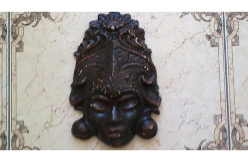 Продаю в Севастополе африканскую маску из чёрного дерева, фото — «Реклама Севастополя»