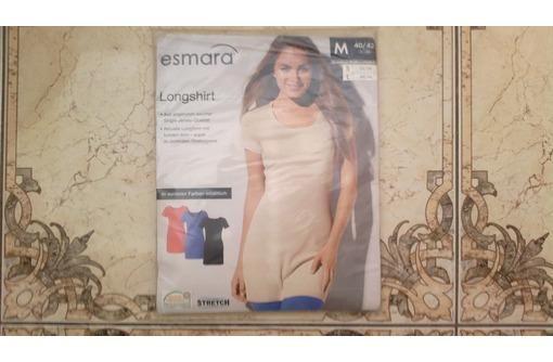 Продаю в Севастополе красивую новую женскую блузку светлого цвета, размер М, хлопок 100%, Германия, фото — «Реклама Севастополя»