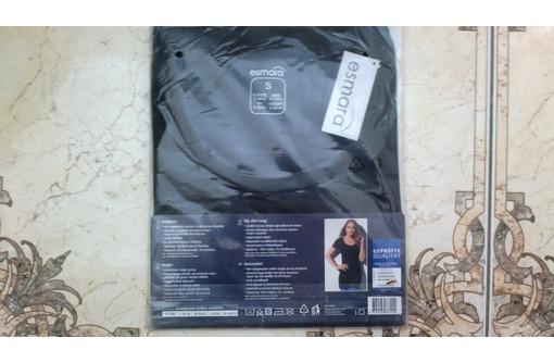 Продаю в Севастополе красивую новую в упаковке женскую блузку чёрного цвета, Германия, фото — «Реклама Севастополя»