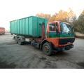 Вывоз мусора строительного большим объемом - Грузовые перевозки в Симферополе