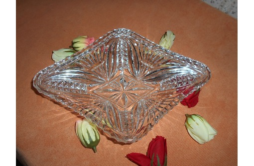 продам посуду ( стекло , хрусталь), фото — «Реклама Севастополя»