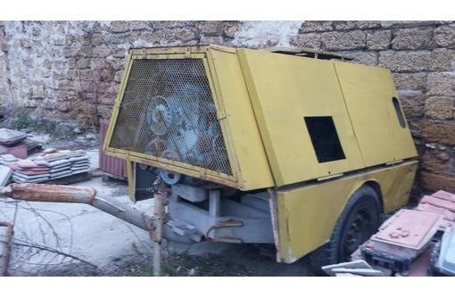 Продам компрессор на шасси, фото — «Реклама Симферополя»