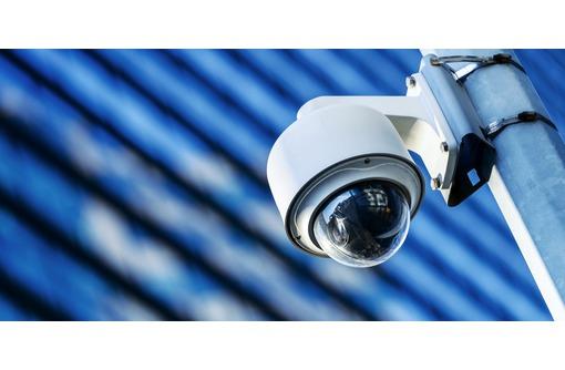 Установка камер видеонаблюдения, GSM-сигнализации, фото — «Реклама Керчи»