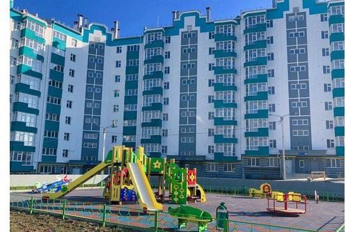 Продается 1 -комнатная квартира в новом ЖК «Семейный» по ул. 60 лет СССР, г. Алушта, фото — «Реклама Алушты»
