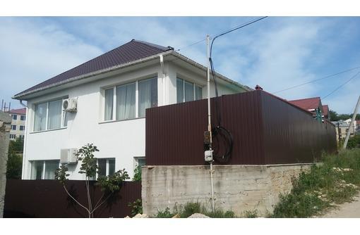 Продается 2-х этажный жилой дом на ул. Ручьевая (р-н улицы Руднева), г. Севастополь, фото — «Реклама Севастополя»