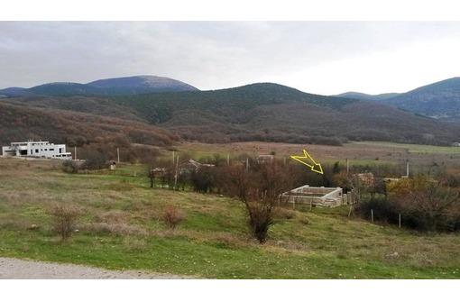 Недострой с документами в Байдарской долине, фото — «Реклама Севастополя»