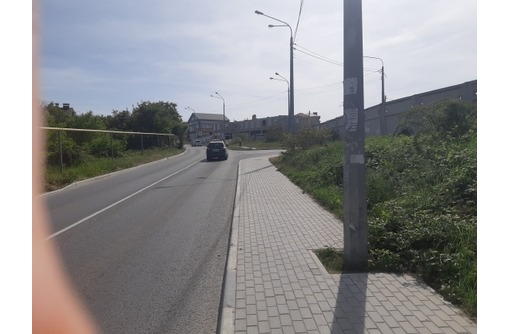 Участок в 1й линии от дороги 7.33 сот ш.Аэродромное 2.5 млн, фото — «Реклама Севастополя»