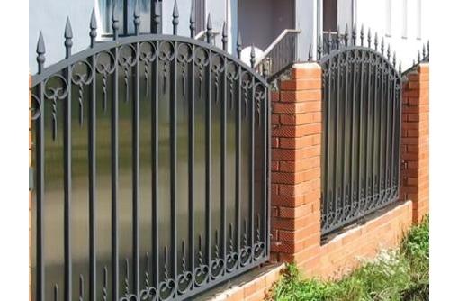 Заборы, ворота любой сложности, фото — «Реклама Севастополя»
