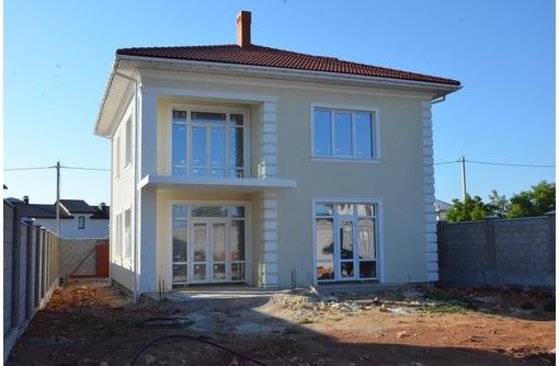Новый дом 235 м2 на Фиолентовском шоссе, фото — «Реклама Севастополя»