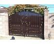 Изготовление ворота Джанкой, фото — «Реклама Джанкоя»