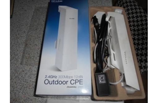 Продам точку доступа TP-LINK CPE220, фото — «Реклама Севастополя»