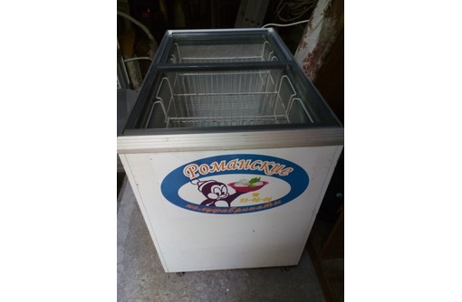 Продам морозильную камеру (ларь), фото — «Реклама Севастополя»