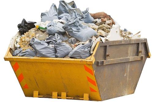 Вывоз строительного мусора, услуги грузчиков., фото — «Реклама Партенита»