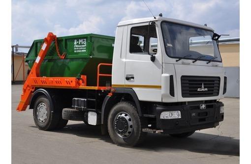 Алушта - контейнеры для строительного мусора, фото — «Реклама Алушты»