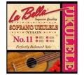 Струны для укулеле La Bella №11 - Аксессуары в Евпатории