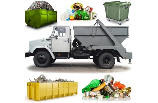 Демонтажные работы, вывоз мусора, грунта..., фото — «Реклама Гурзуфа»