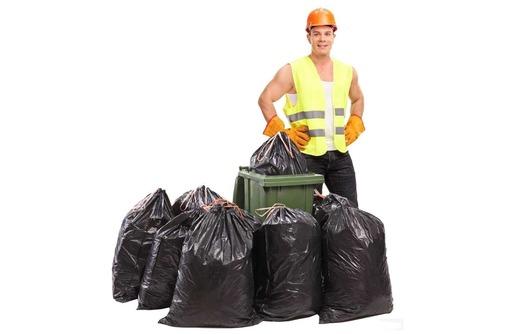 Ялта - контейнеры для строительного мусора, фото — «Реклама Ялты»