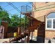 Изготовление лестниц и ограждений (лестничных и межэтажных)., фото — «Реклама Керчи»