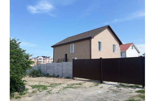 Дом ул.Горпищенко  новой постройки, фото — «Реклама Севастополя»