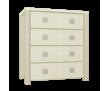Распродажа мебели для спальни. Комод Изабель ИЗ-4 орех темный, фото — «Реклама Севастополя»