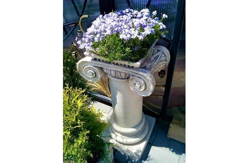 Садовые светильники ,садовая скульптура из керамики, фото — «Реклама Севастополя»