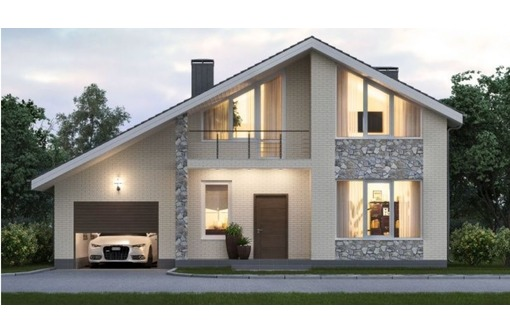 Строительство каркасных домов из ЛСТК и дерева, фото — «Реклама Севастополя»