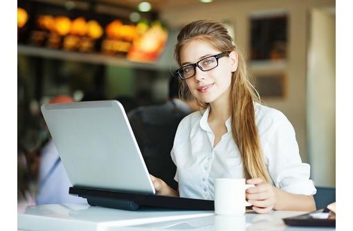 Работа для студентов в интернете, фото — «Реклама Севастополя»