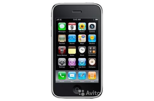 Смартфон Apple iPhone 3GS\ 16Gb, фото — «Реклама Евпатории»