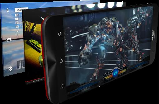 Мощный фирменный смартфон asus ZenFone на Intel\ 4Гб\ 64Гб, фото — «Реклама Евпатории»