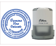 Круглая печать на автомате D 38 или 40 мм, фото — «Реклама Феодосии»