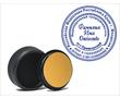 Круглая печать на полуавтомате D 38 или 40 мм, фото — «Реклама Феодосии»