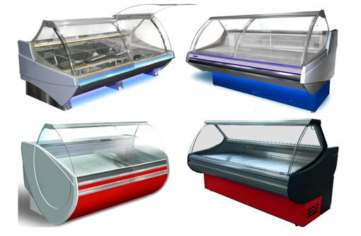 Холодильное оборудование для магазина., фото — «Реклама Джанкоя»