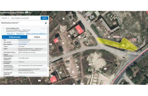 Продается участок Шабалина 1-я линия от дороги, фото — «Реклама Севастополя»