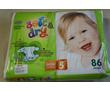 Подгузники Хелен Харпер Soft & Dry 11-25 кг, 86 шт, фото — «Реклама Севастополя»
