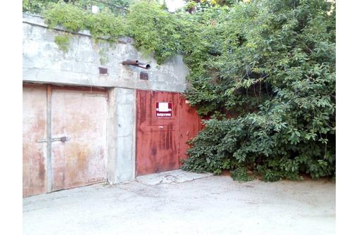 Продам капитальный гараж в центре по ул. Адмирала Октябрьского, 16, фото — «Реклама Севастополя»