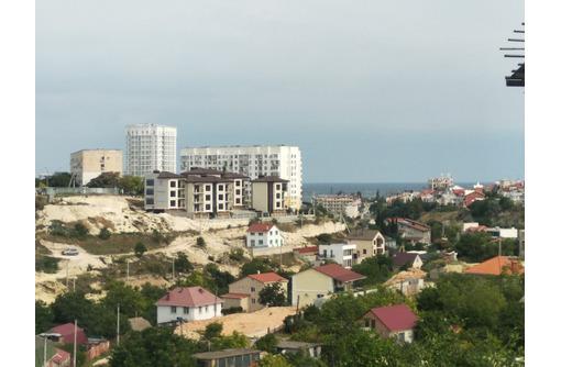 Видовой на море участок 3-6 сотки ИЖС в Гагаринском районе, фото — «Реклама Севастополя»