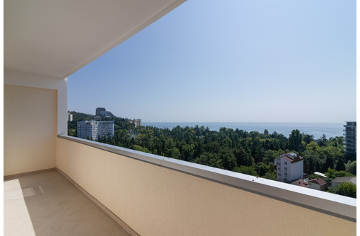 Продажа 1-комнатной квартиры с видом на море в центре Алушты в новом доме от застройщика, фото — «Реклама Алушты»
