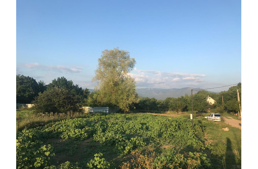 Продается видовой участок ИЖС 10 соток в селе Широкое, фото — «Реклама Севастополя»