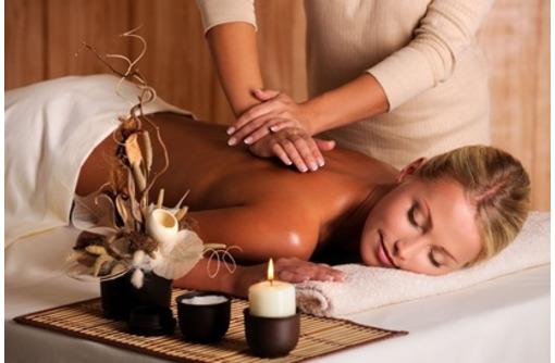 массаж спины и шейно-воротниковой зоны от профессионального массажиста, фото — «Реклама Севастополя»