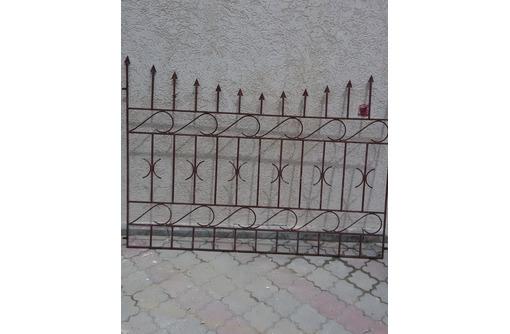 Решетки для забора металлические, фото — «Реклама Севастополя»