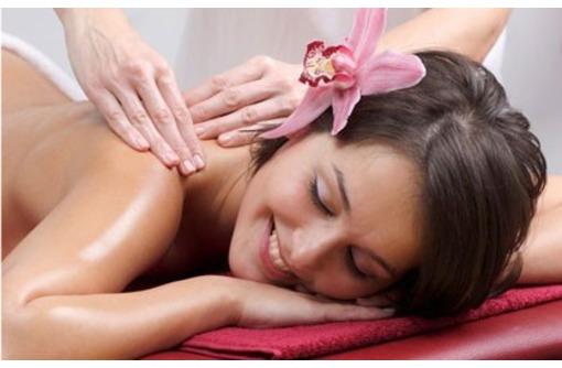В собственном массажном кабинете профессиональный массаж тела, фото — «Реклама Севастополя»