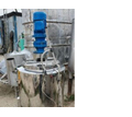 Емкость нержавеющая — реактор, объем — 0,1 куб.м., рубашка, термос, - Продажа в Черноморском
