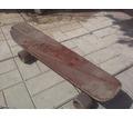 """Скейт """"Лидер"""" с регулирующимся расстоянием между роликами - Активный отдых в Севастополе"""