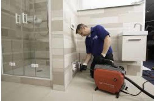 Профессиональная прочистка канализации. Сантехник., фото — «Реклама Фороса»