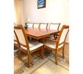 Продам большой обеденный стол с комплектом стульев 12 шт. - Столы / стулья в Симферополе