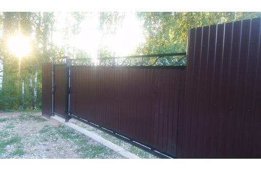 Ворота откатные распашные,навесы,бытовки,металлоконструкции от производителя., фото — «Реклама Севастополя»