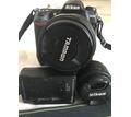 Nikon D-200+Nikon 50mm f/1.8D AF+TamronAF 28-75mm - Продажа в Евпатории